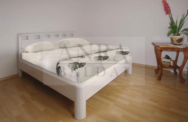 Medine uosio lova AnRa baldai 16 dvigule